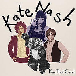 Kiss That Grrrl Cover