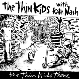 The Thin Kids Theme Cover