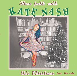 Have faith with Kate Nash this Christmas Cover